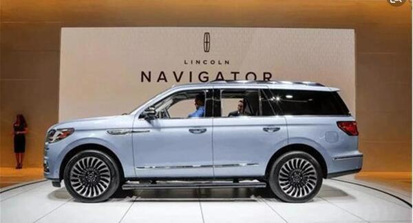 林肯领航员七月销量 2019年7月销量320辆(销量排名第202) 林肯领航员七月销量 2019年7月销量320辆(销量排名第202) SUV车型销量 第3张