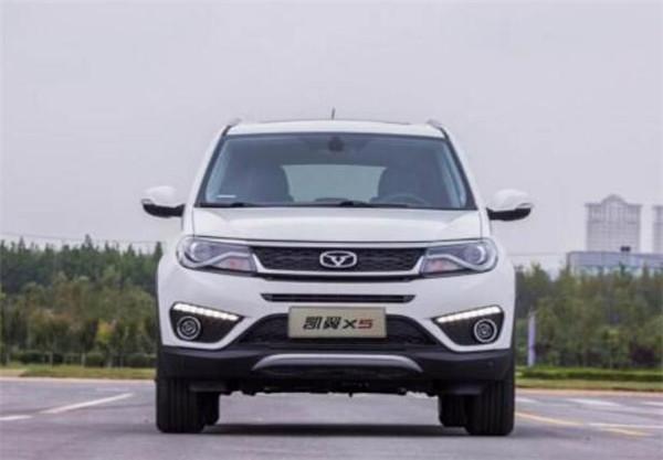 凯翼X5七月销量 2019年7月销量406辆(销量排名第188) 凯翼X5七月销量 2019年7月销量406辆(销量排名第188) SUV车型销量 第4张