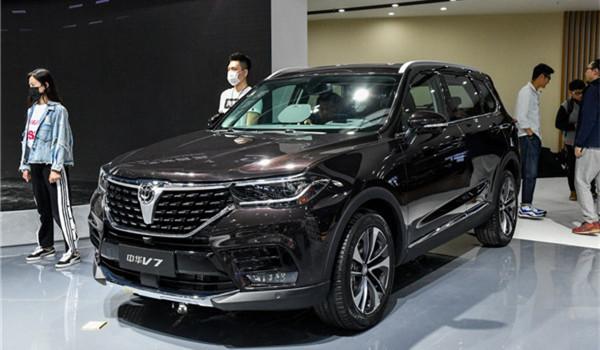 中华V7七月销量 2019年7月销量276辆(销量排名第206) 中华V7七月销量 2019年7月销量276辆(销量排名第206) SUV车型销量 第1张