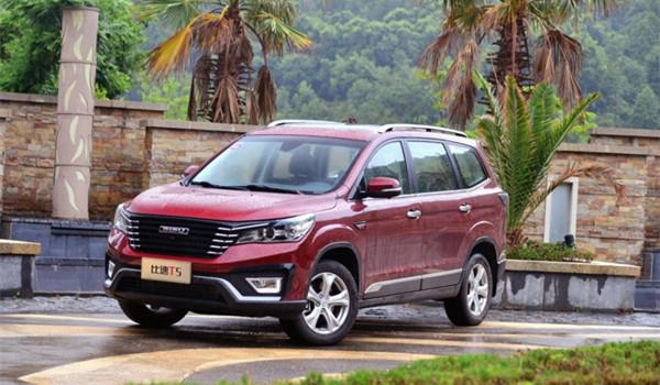 比速T5七月销量 2019年7月销量246辆(销量排名第210) 比速T5七月销量 2019年7月销量246辆(销量排名第210) SUV车型销量 第3张