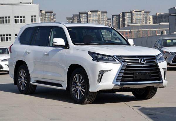 雷克萨斯LX七月销量 2019年7月销量369辆(销量排名第195) 雷克萨斯LX七月销量 2019年7月销量369辆(销量排名第195) SUV车型销量 第2张