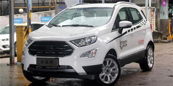 福特翼搏七月销量 2019年7月销量87辆(销量排名第243) 福特翼搏七月销量 2019年7月销量87辆(销量排名第243) SUV车型销量 第1张