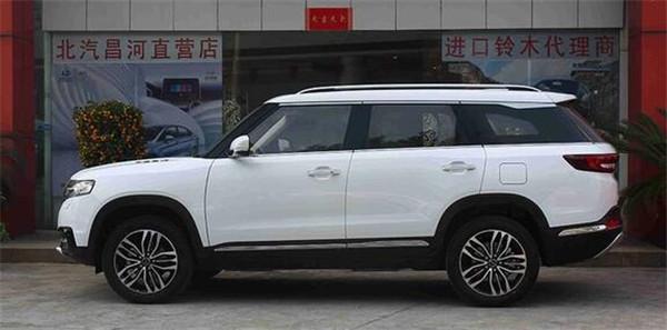 昌河Q7七月销量 2019年7月销量117辆(销量排名第237) 昌河Q7七月销量 2019年7月销量117辆(销量排名第237) SUV车型销量 第4张