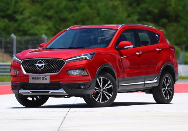海马S5七月销量 2019年7月销量52辆(销量排名第249) 海马S5七月销量 2019年7月销量52辆(销量排名第249) SUV车型销量 第1张