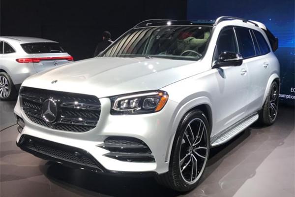 奔驰GLS级七月销量 2019年7月销量138辆(销量排名第226) 奔驰GLS级七月销量 2019年7月销量138辆(销量排名第226) SUV车型销量 第3张