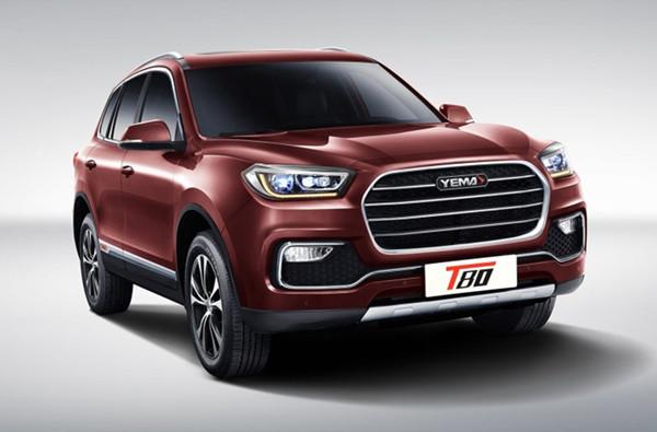 野马T80七月销量 2019年7月销量116辆(销量排名第238) 野马T80七月销量 2019年7月销量116辆(销量排名第238) SUV车型销量 第1张