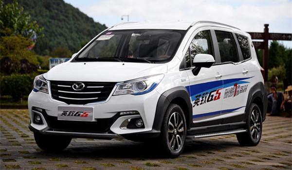 英致G5七月销量 2019年7月销量111辆 英致G5七月销量 2019年7月销量111辆 SUV车型销量 第4张