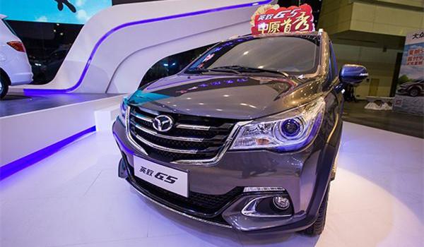英致G5七月销量 2019年7月销量111辆 英致G5七月销量 2019年7月销量111辆 SUV车型销量 第3张