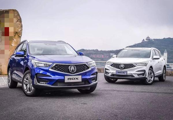 讴歌RDX七月销量 2019年7月销量129辆(销量排名第229) 讴歌RDX七月销量 2019年7月销量129辆(销量排名第229) SUV车型销量 第1张