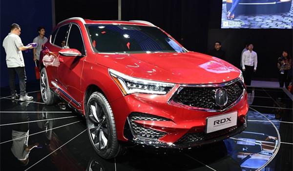 讴歌RDX七月销量 2019年7月销量129辆(销量排名第229) 讴歌RDX七月销量 2019年7月销量129辆(销量排名第229) SUV车型销量 第3张