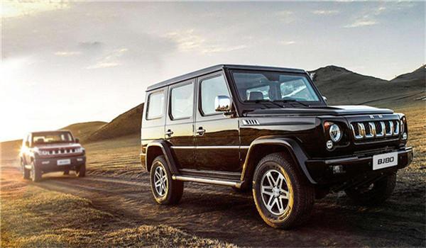 北京BJ80七月销量 2019年7月销量35辆(销量排名第255) 北京BJ80七月销量 2019年7月销量35辆(销量排名第255) SUV车型销量 第1张