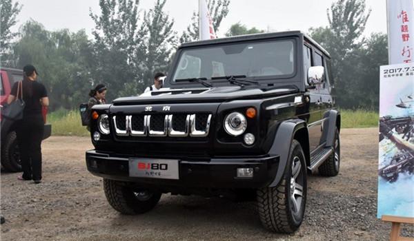 北京BJ80七月销量 2019年7月销量35辆(销量排名第255) 北京BJ80七月销量 2019年7月销量35辆(销量排名第255) SUV车型销量 第3张