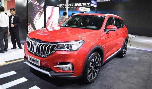 中华V6七月销量 2019年6月销量5辆(销量排名第271) 中华V6七月销量 2019年6月销量5辆(销量排名第271) SUV车型销量 第1张