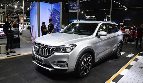 中华V6七月销量 2019年6月销量5辆(销量排名第271) 中华V6七月销量 2019年6月销量5辆(销量排名第271) SUV车型销量 第3张