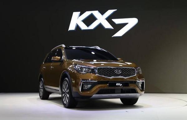 起亚KX7七月销量 2019年7月销量1辆(销量排名第275) 起亚KX7七月销量 2019年7月销量1辆(销量排名第275) SUV车型销量 第1张