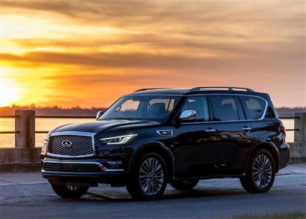 英菲尼迪QX80七月销量 2019年7月销量19辆(销量排名第262) 英菲尼迪QX80七月销量 2019年7月销量19辆(销量排名第262) SUV车型销量 第2张
