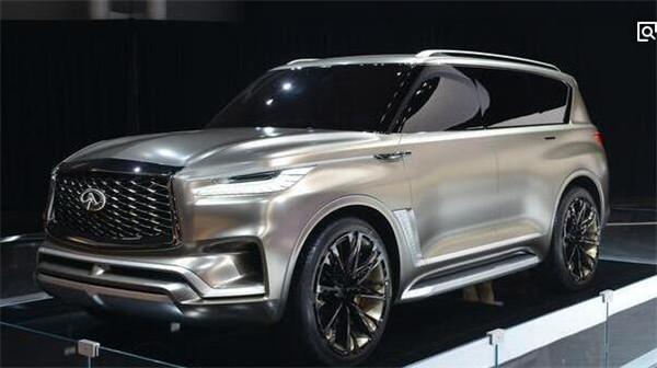 英菲尼迪QX80七月销量 2019年7月销量19辆(销量排名第262) 英菲尼迪QX80七月销量 2019年7月销量19辆(销量排名第262) SUV车型销量 第1张