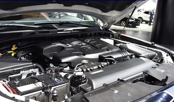 英菲尼迪QX80七月销量 2019年7月销量19辆(销量排名第262) 英菲尼迪QX80七月销量 2019年7月销量19辆(销量排名第262) SUV车型销量 第4张