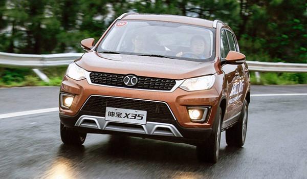 北汽绅宝X35七月销量 2019年7月销量14辆(销量排名第263) 北汽绅宝X35七月销量 2019年7月销量14辆(销量排名第263) SUV车型销量 第2张