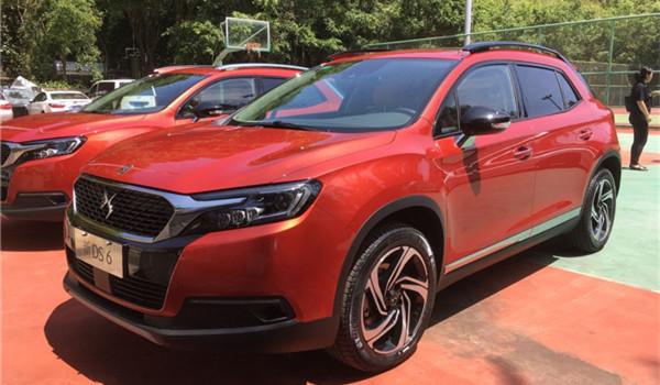 DS 6七月销量 2019年7月销量11辆(销量排名第264) DS 6七月销量 2019年7月销量11辆(销量排名第264) SUV车型销量 第1张