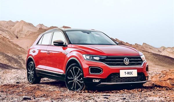 大众T-ROC探歌六月销量 2019年6月销量10556辆(销量排名第16) 大众T-ROC探歌六月销量 2019年6月销量10556辆(销量排名第16) SUV车型销量 第4张