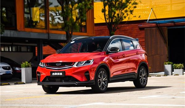吉利缤越六月销量 2019年6月销量10398辆(销量排名第19) 吉利缤越六月销量 2019年6月销量10398辆(销量排名第19) SUV车型销量 第1张