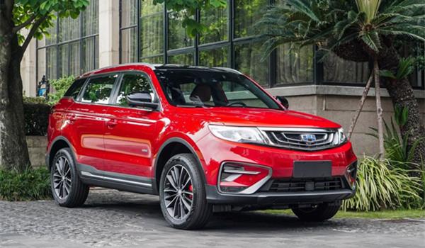吉利博越六月销量 2019年6月销量13786辆(销量排名第7) 吉利博越六月销量 2019年6月销量13786辆(销量排名第7) SUV车型销量 第3张
