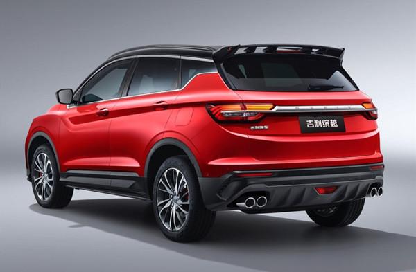 吉利缤越六月销量 2019年6月销量10398辆(销量排名第19) 吉利缤越六月销量 2019年6月销量10398辆(销量排名第19) SUV车型销量 第4张