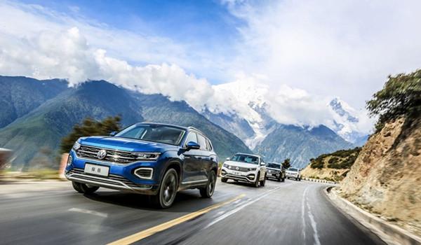 大众探岳六月销量 2019年6月销量13023辆(销量排名第9) 大众探岳六月销量 2019年6月销量13023辆(销量排名第9) SUV车型销量 第2张