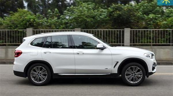 宝马X3六月销量 2019年6月销量9972辆(销量排名第22) 宝马X3六月销量 2019年6月销量9972辆(销量排名第22) SUV车型销量 第4张