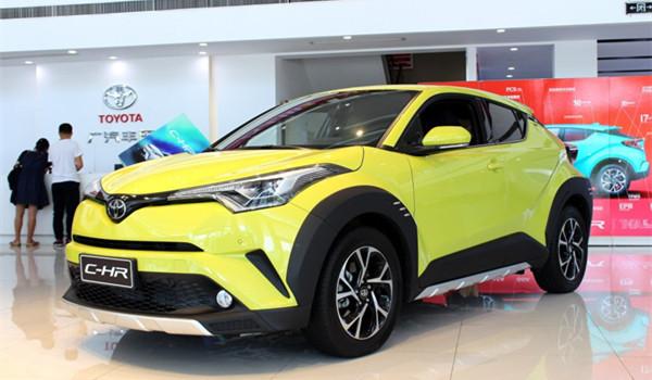 丰田C-HR六月销量 2019年6月销量5873辆(销量排名第34) 丰田C-HR六月销量 2019年6月销量5873辆(销量排名第34) SUV车型销量 第1张