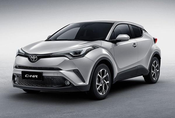 丰田C-HR六月销量 2019年6月销量5873辆(销量排名第34) 丰田C-HR六月销量 2019年6月销量5873辆(销量排名第34) SUV车型销量 第3张