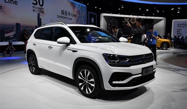 大众途岳六月销量 2019年6月销量10881辆(销量排名第12) 大众途岳六月销量 2019年6月销量10881辆(销量排名第12) SUV车型销量 第2张