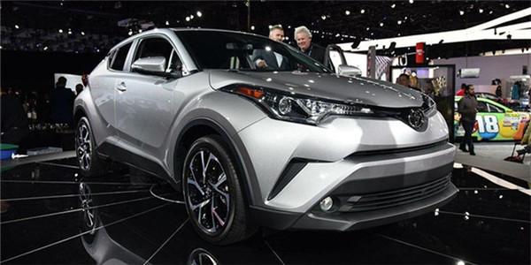 丰田C-HR六月销量 2019年6月销量5873辆(销量排名第34) 丰田C-HR六月销量 2019年6月销量5873辆(销量排名第34) SUV车型销量 第4张