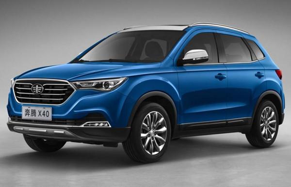 奔腾X40六月销量 2019年6月销量4555辆(销量排名第49) 奔腾X40六月销量 2019年6月销量4555辆(销量排名第49) SUV车型销量 第2张