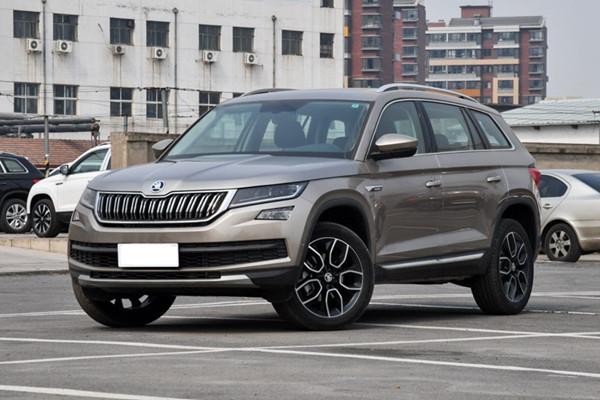 斯柯达柯迪亚克六月销量 2019年6月销量4326辆(销量排名第53) 斯柯达柯迪亚克六月销量 2019年6月销量4326辆(销量排名第53) SUV车型销量 第1张