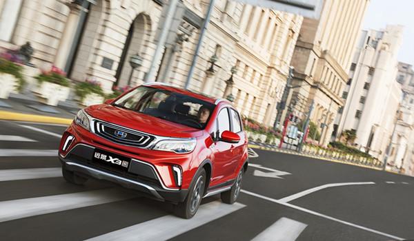 吉利远景X3六月销量 2019年6月销量5027辆(销量排名第44) 吉利远景X3六月销量 2019年6月销量5027辆(销量排名第44) SUV车型销量 第2张