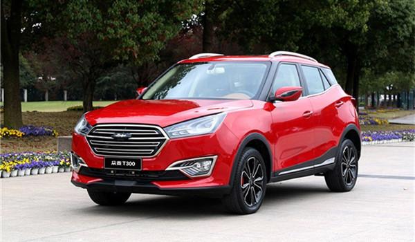 众泰T300六月销量 2019年6月销量5017辆(销量排名第45) 众泰T300六月销量 2019年6月销量5017辆(销量排名第45) SUV车型销量 第1张