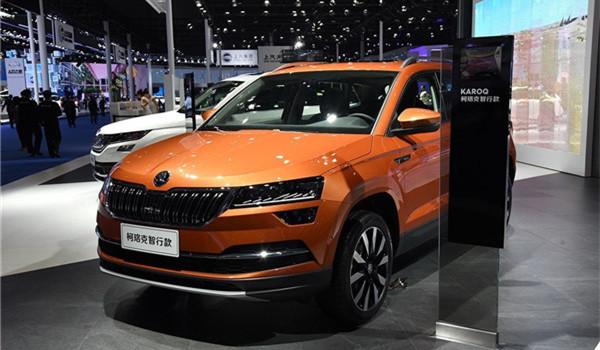 斯柯达柯珞克六月销量 2019年6月销量4073辆(销量排名第62) 斯柯达柯珞克六月销量 2019年6月销量4073辆(销量排名第62) SUV车型销量 第4张