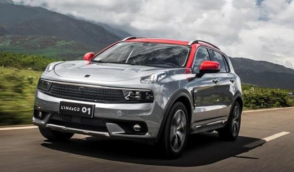 领克01六月销量 2019年6月销量4071辆(销量排名第63) 领克01六月销量 2019年6月销量4071辆(销量排名第63) SUV车型销量 第2张