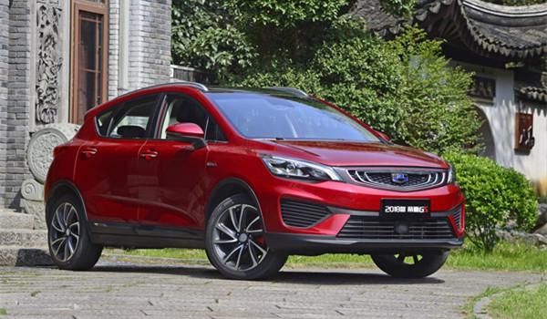 吉利帝豪GS六月销量 2019年6月销量3898辆(销量排名第65) 吉利帝豪GS六月销量 2019年6月销量3898辆(销量排名第65) SUV车型销量 第3张