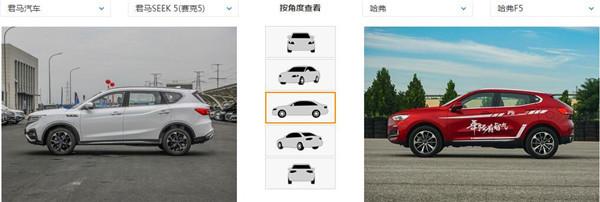 君马SEEK 5六月销量 2019年6月销量2535辆(销量排名第89) 君马SEEK 5六月销量 2019年6月销量2535辆(销量排名第89) SUV车型销量 第4张