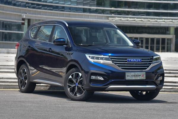 君马SEEK 5六月销量 2019年6月销量2535辆(销量排名第89) 君马SEEK 5六月销量 2019年6月销量2535辆(销量排名第89) SUV车型销量 第2张