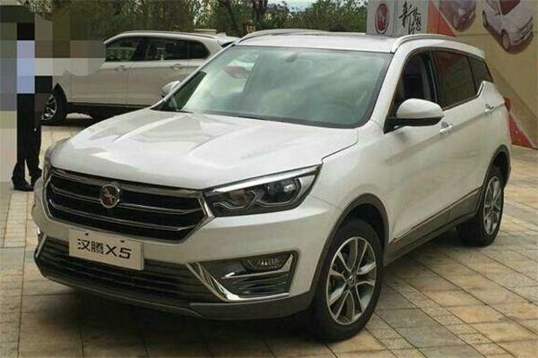 汉腾X5六月销量 2019年6月销量2526辆(销量排名第90) 汉腾X5六月销量 2019年6月销量2526辆(销量排名第90) SUV车型销量 第2张