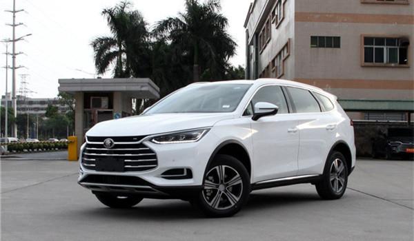 比亚迪唐六月销量 2019年6月销量2442辆(销量排名第96) 比亚迪唐六月销量 2019年6月销量2442辆(销量排名第96) SUV车型销量 第2张