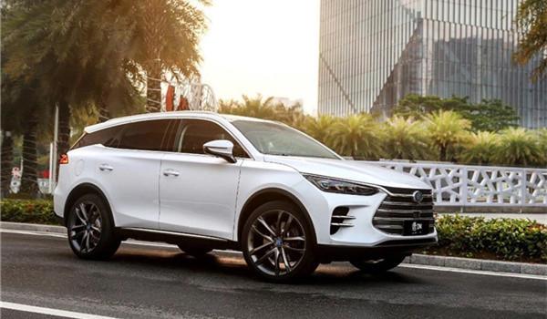 比亚迪唐六月销量 2019年6月销量2442辆(销量排名第96) 比亚迪唐六月销量 2019年6月销量2442辆(销量排名第96) SUV车型销量 第4张
