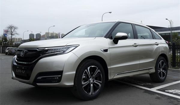本田UR-V六月销量 2019年6月销量2048辆(销量排名第113) 本田UR-V六月销量 2019年6月销量2048辆(销量排名第113) SUV车型销量 第1张