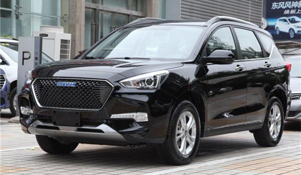 哈弗M6六月销量 2019年6月销量2433辆(销量排名第97) 哈弗M6六月销量 2019年6月销量2433辆(销量排名第97) SUV车型销量 第1张