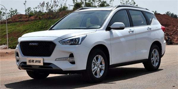 哈弗M6六月销量 2019年6月销量2433辆(销量排名第97) 哈弗M6六月销量 2019年6月销量2433辆(销量排名第97) SUV车型销量 第3张