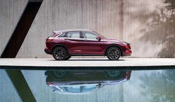 英菲尼迪QX50六月销量 2019年6月销量2312辆(销量排名第102) 英菲尼迪QX50六月销量 2019年6月销量2312辆(销量排名第102) SUV车型销量 第3张